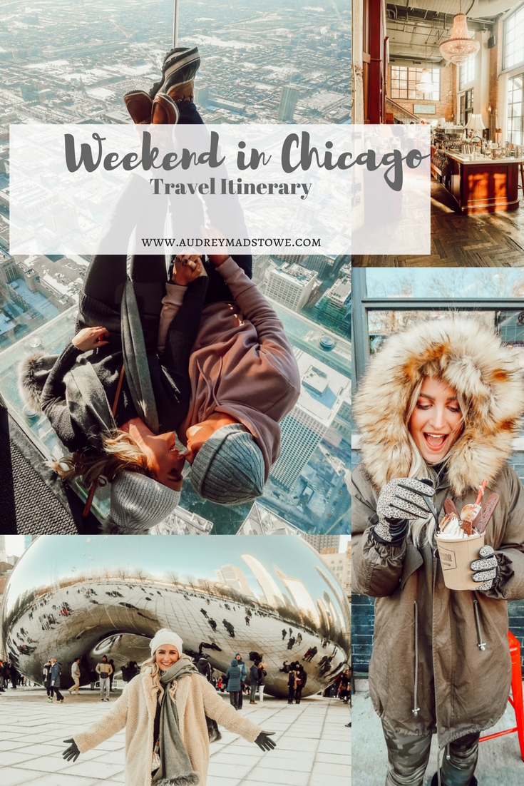 Weekend in Chicago | Travel Diary | Audrey Madison Stowe a fashion and lifestyle blogger - Weekend in Chicago by popular Texas blogger Audrey Madison Stowe