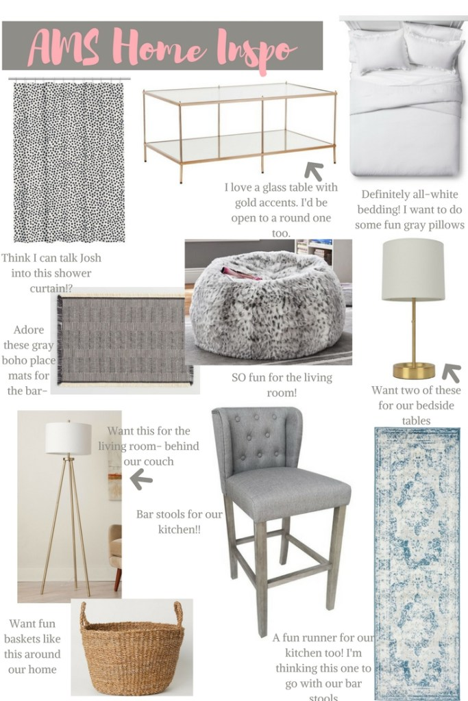 Apartment Move-in Inspiration | Bedroom | Audrey Madison Stowe a fashion and lifestyle blogger - New Apartment Mood Board by popular Texas lifestyle blogger Audrey Madison Stowe