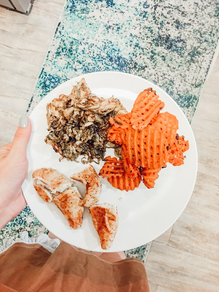 Healthy Meals | What I Eat In a Week | Healthy Living | Audrey Madison Stowe a fashion and lifestyle blogger