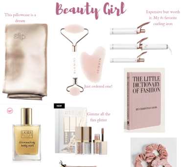 Best Beauty Gifts | Gift Guide for the beauty girl | Holiday Gifts } Audrey Madison stowe a fashion and lifestyle blogger