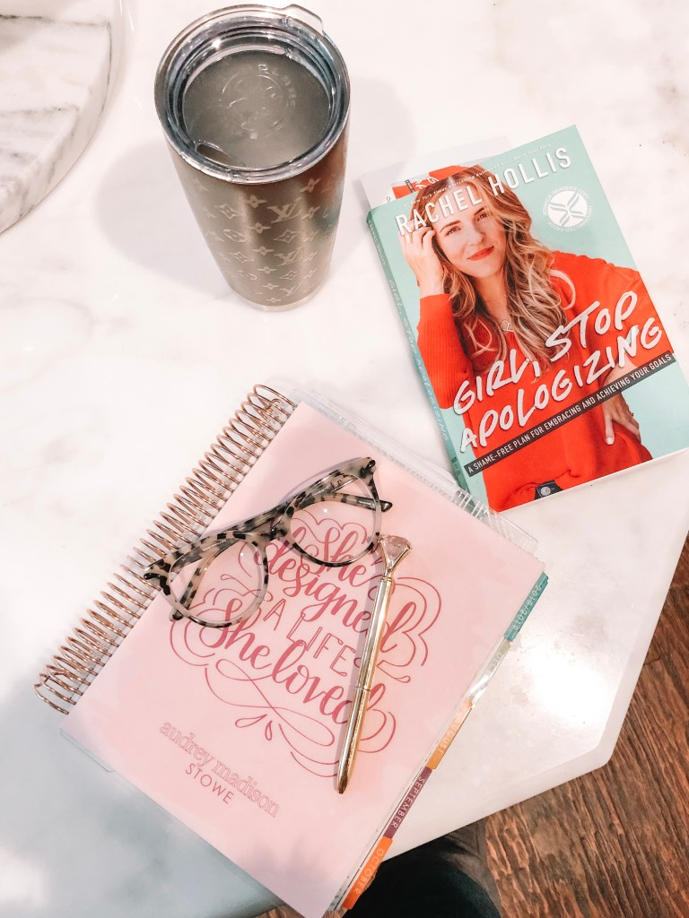 New Year Resolutions 2019 | New Year Goals | Audrey Madison Stowe a fashion and lifestyle blogger