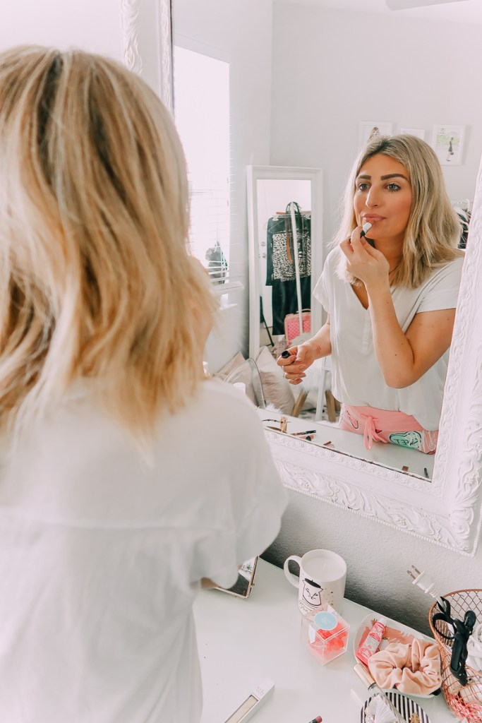 Pretty Nude and Pink Lip Combos You'll LOVE | Lippie combos | beauty | Audrey Madison Stowe a fashion and lifestyle blogger