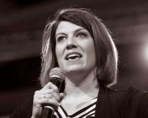 Speaker Audrey Moralez