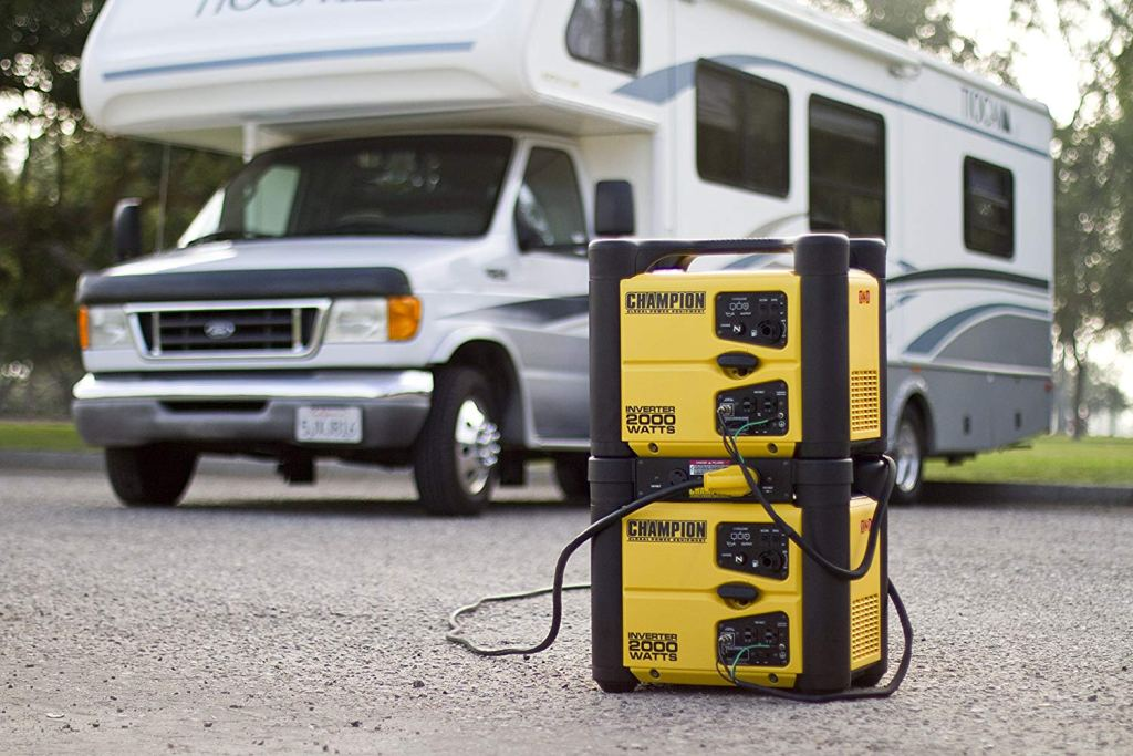 Best Generator for Fulltime RVing/Boondocking? - Audrey Callahan Music