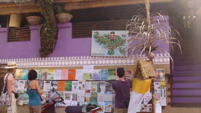 Bali Buddha Café - Ubud - Absolute GlobeTrotter