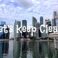 Let's Keep Clean
