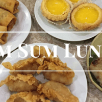 Dim Sum Lunch - Live with No Regrets