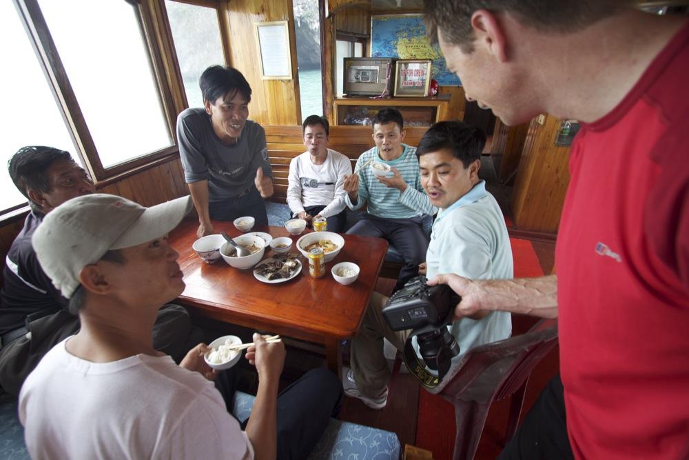Boat Crew