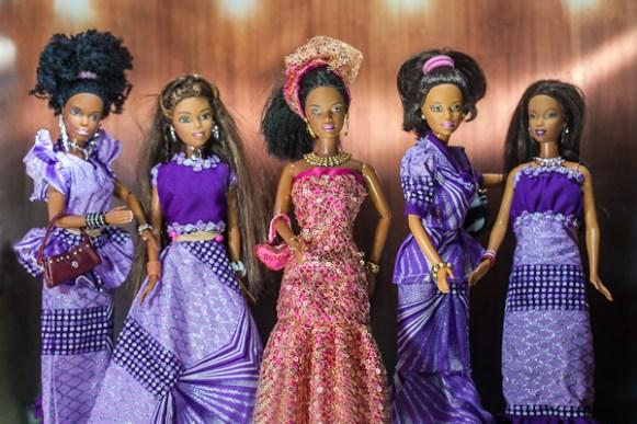 "Kunle & Bimbo ""Nigerian Ken And Barbie"" Traditional"