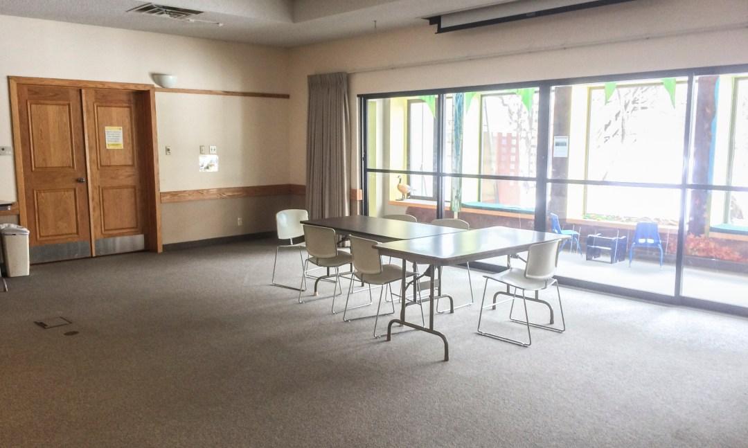 Multipurpose Room (B - smaller section)