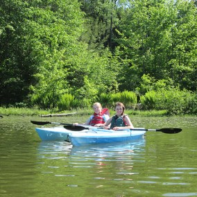Kayak Lesson and Outing for Two