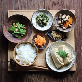 Japanese Meal for Four