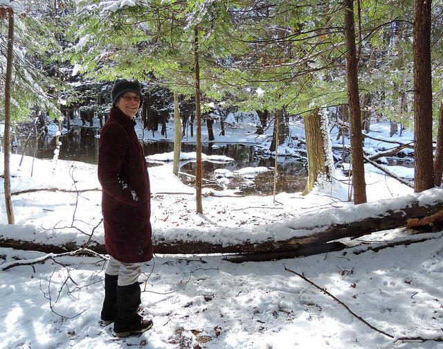 Audubon Community Nature Center President Ruth Lundin Retiring
