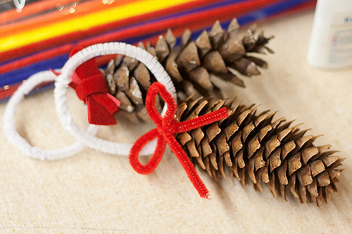 Make a Holiday Decoration at Audubon, Saturday Afternoon, December 15