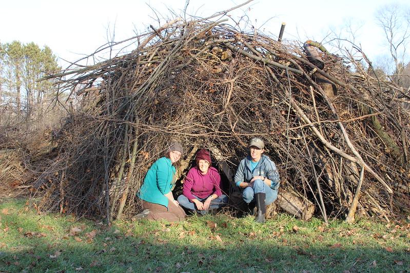 Celebrate the Winter Solstice at  Audubon on Saturday, December 21