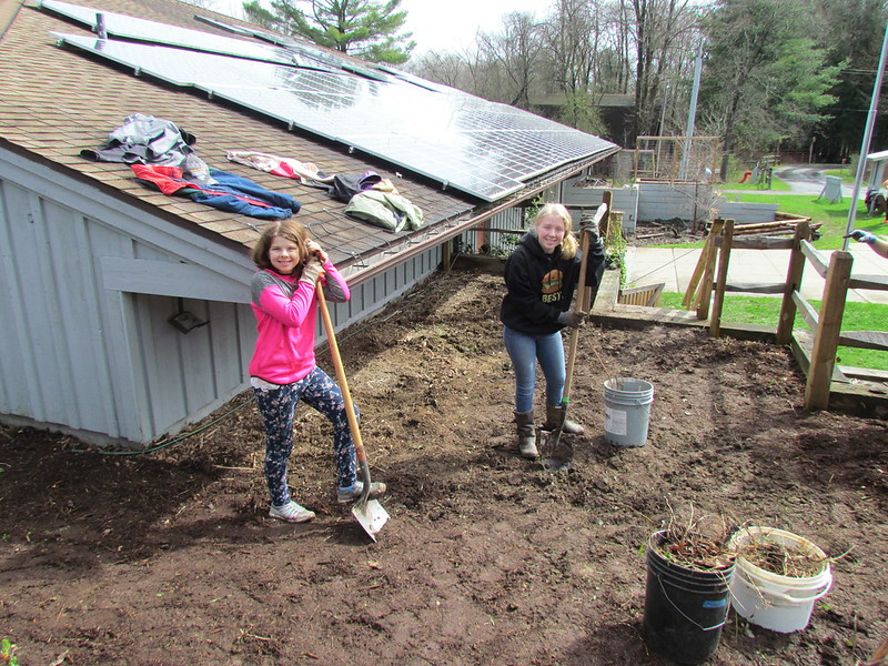 Join the Audubon Volunteer Day Team Challenge Saturday, April 24