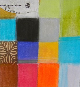 Krista Berman color blocks