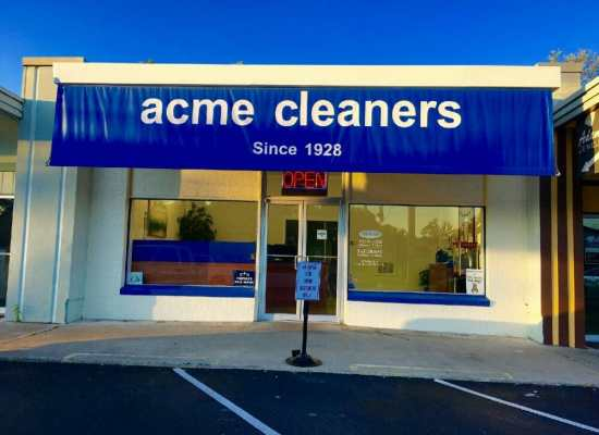 acme cleaners storefront