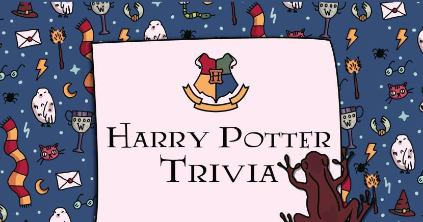 Harry Potter trivia night at Redlight Redlight in Audubon Park Garden District