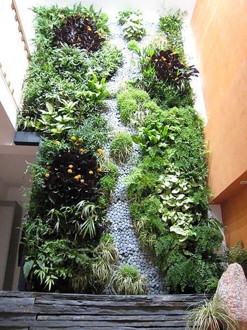 AuE Paisagismo Jardins Verticais Esta Ideia Pegou Em
