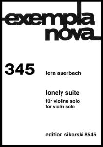 Auerbach: Lonely Suite