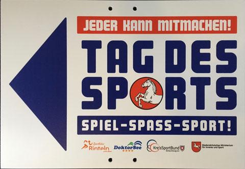 Tag des Sports 2017 in Rinteln