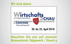 Wirtschaftsschau 2018 der Samtgemeinde Rodenberg in Lauenau