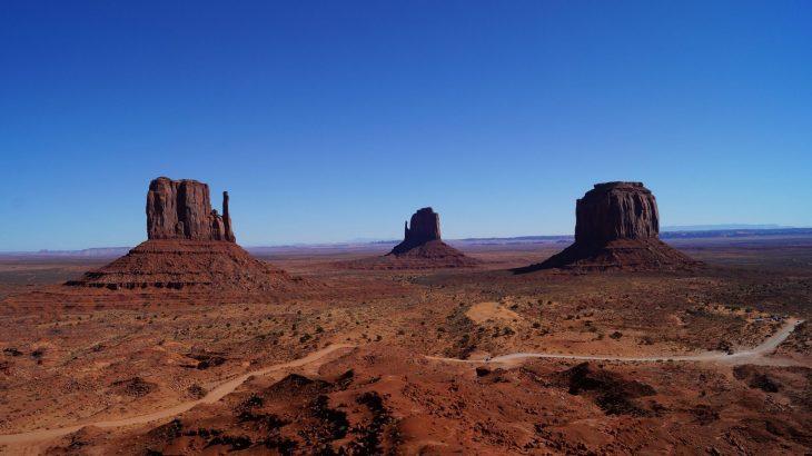 Monument Valley in Arizona