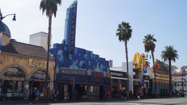 Walk of Fame: barrierefreies Reisen nach Los Angeles