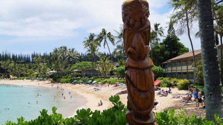 Strand bei Napili Shores Maui