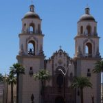 St Augustine Cathedral Stone Street Tucson