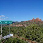 Flagstaff von Sedona