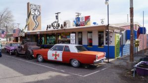 Route 66, Oldtimer
