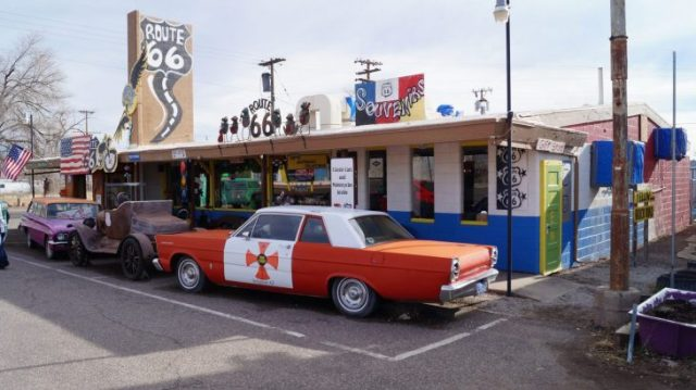 Route 66, Oldtimer