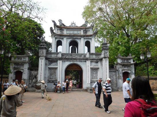 Literaturtempel in Neu-Hanoi