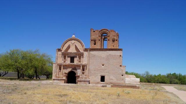 Mission San Jose de Tumacacori, Kirche