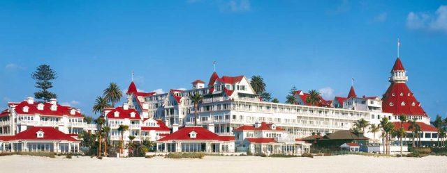 Hotel del Coronado - mit Hilton Honors kostenlos übernachten