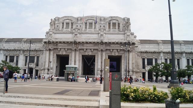 Stazione di Milano Centrale, Hauptbahnhof Milano, Ligurien