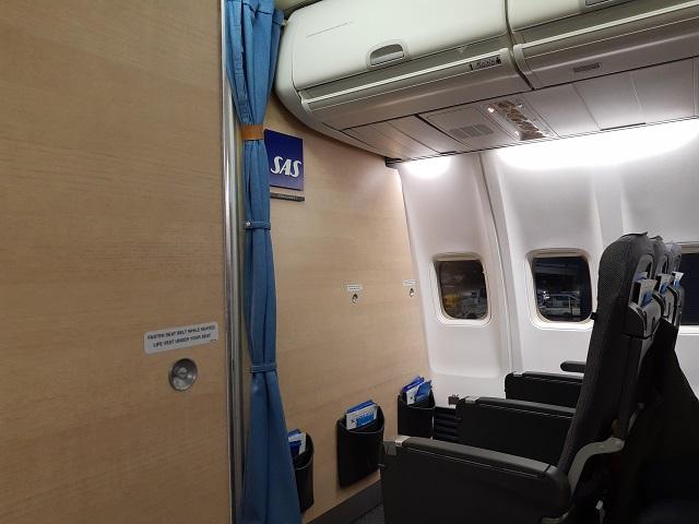Mit der SAS Kreditkarte auf Flügen mit Scandinavian Airlines sammeln