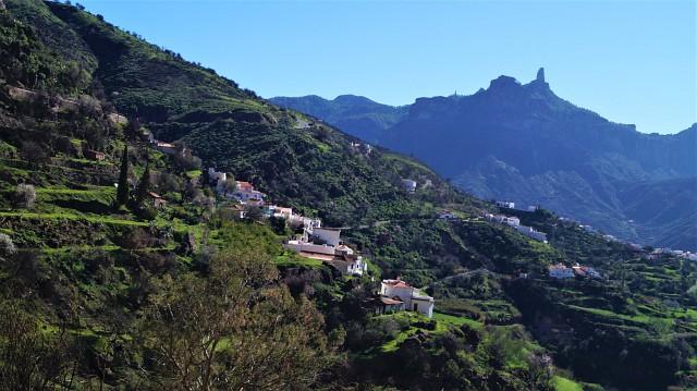 Tejeda ist eine Berggemeinde auf Gran Canaria
