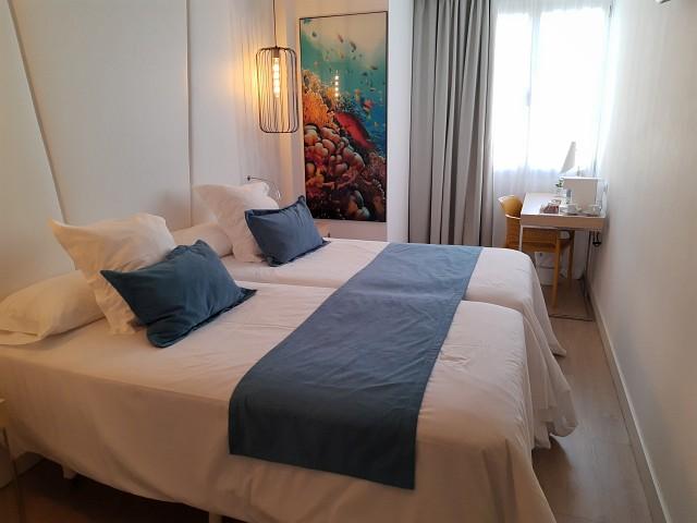 Bett im HC Luxe Vecindario