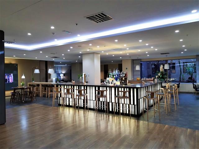 Lounge im AC Hotel Iberia Las Palmas
