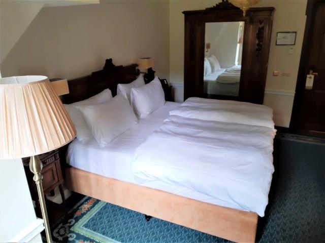 Betten im Hotel Lieser
