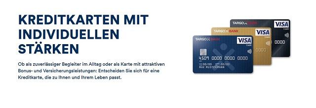 Kreditkarte – So funktioniert das Targobank Bonusprogramm