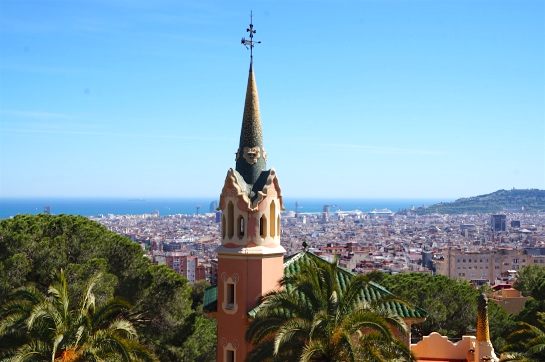 Barcelone, la Surprenante