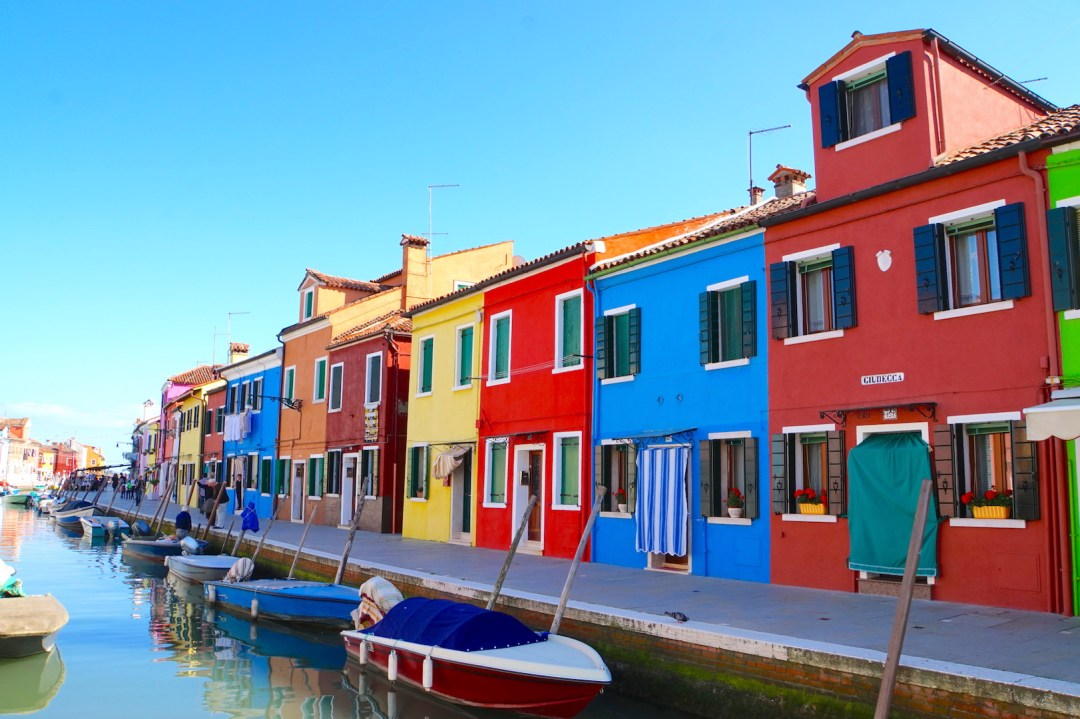burano colors