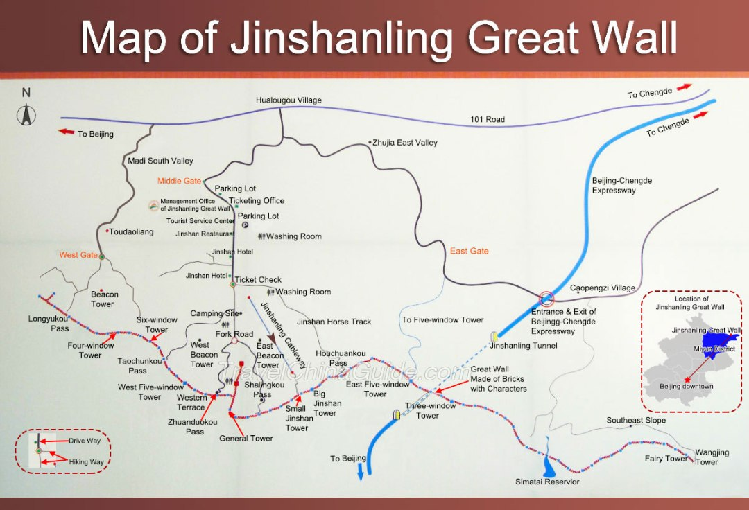 jinshanling-map