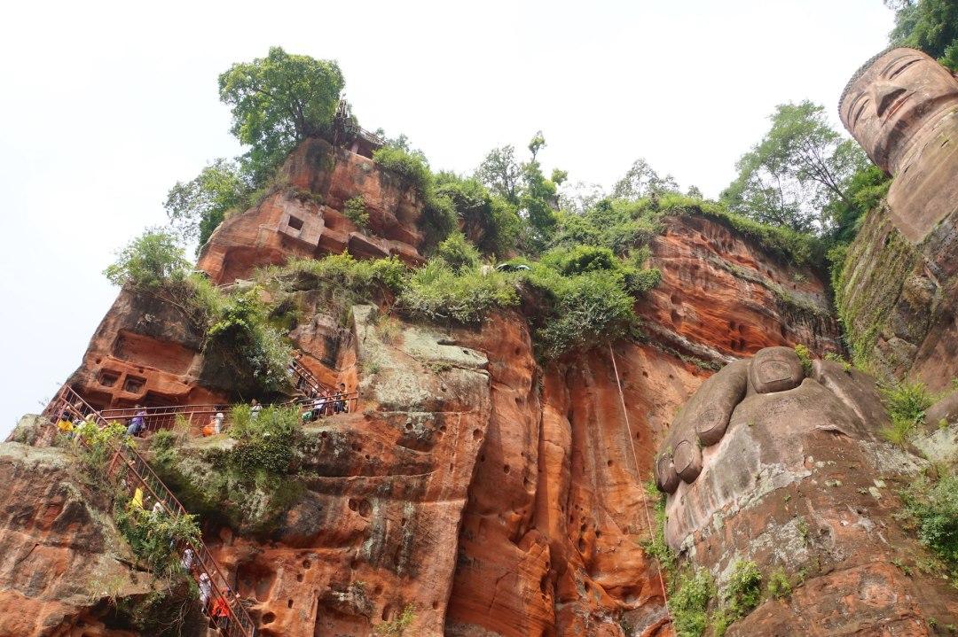 bouddha-leshan-road