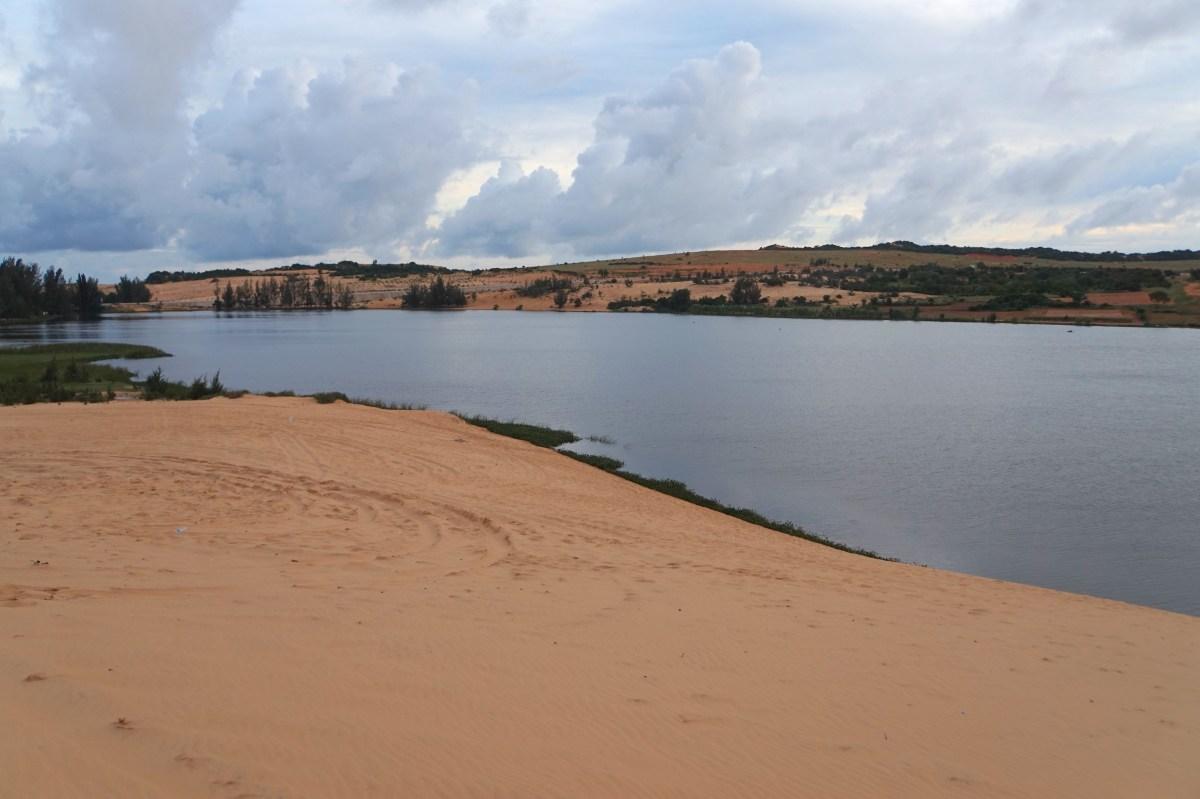 La sableuse Mui Ne