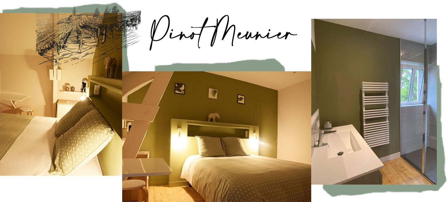 chambre Pinot Meunier